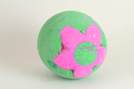 lush secret garden review